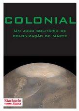 Capa do jogo colonial